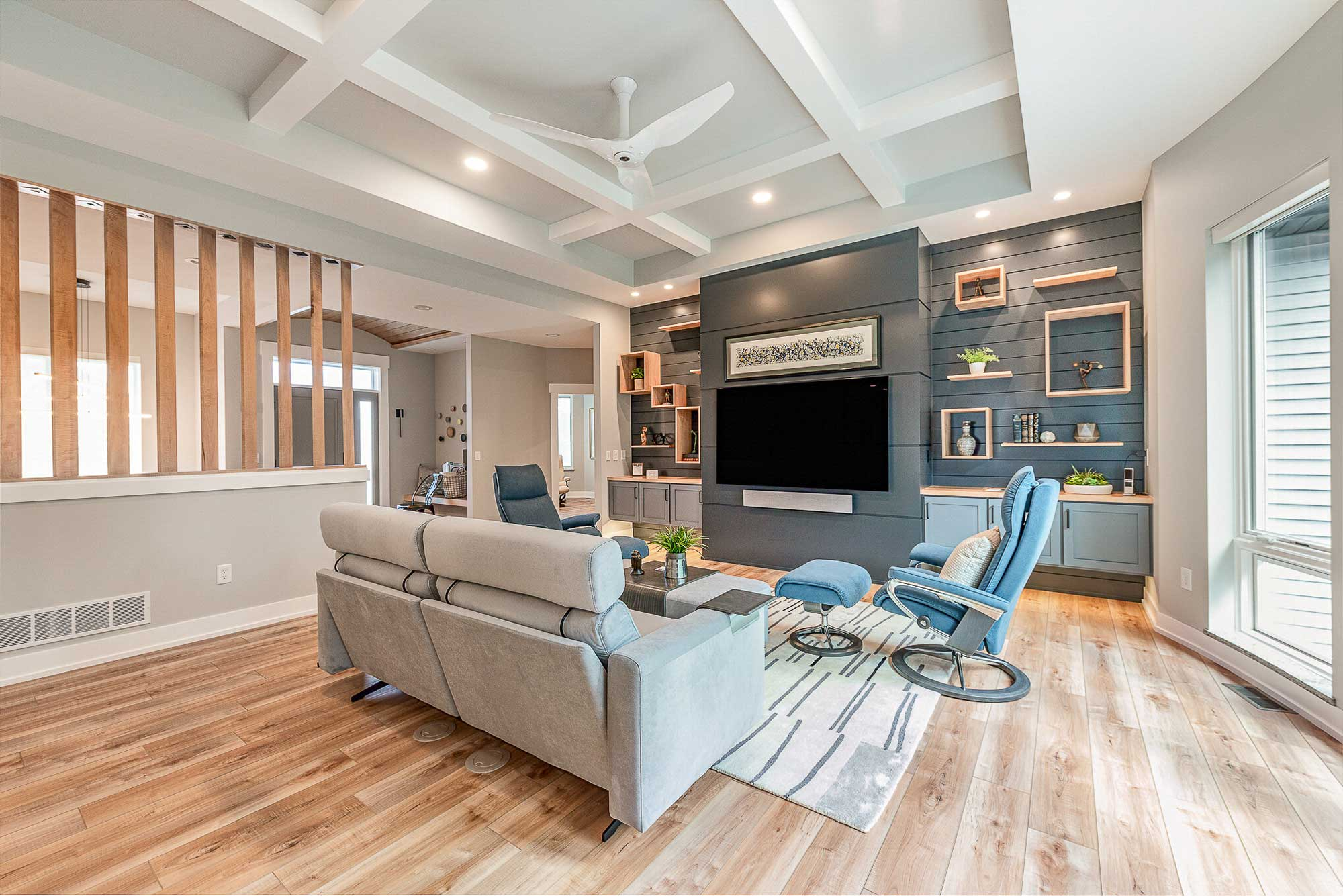 Home Entertainment Systems Design